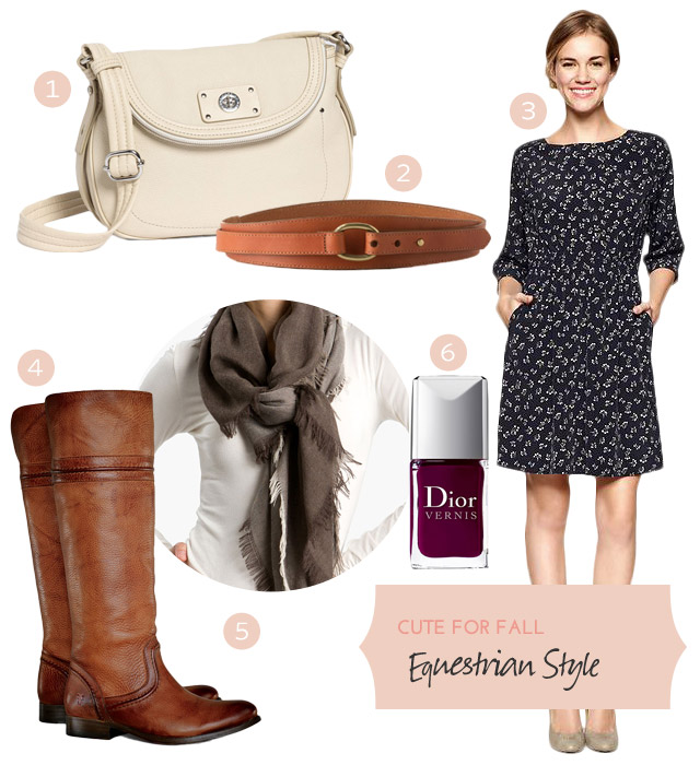 Style: Equestrian Inspired