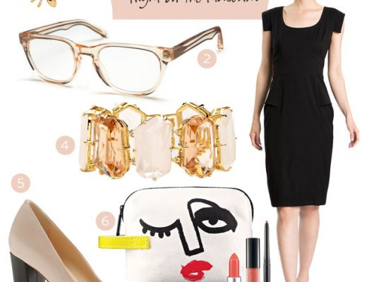 Style: Night at the Museum #MakingitLovely #Nordstrom