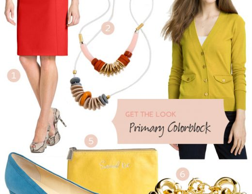 Style: Primary Colorblocking #makingitlovely