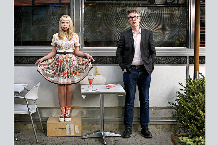 Tavi Gevinson and Ira Glass