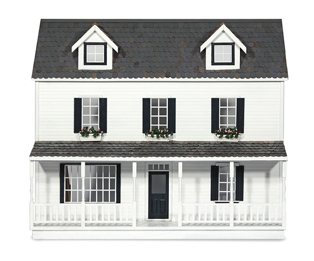 Melissa and Doug Walton Dollhouse, Painted Exterior