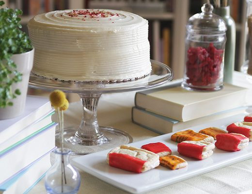 Birthday Book Party