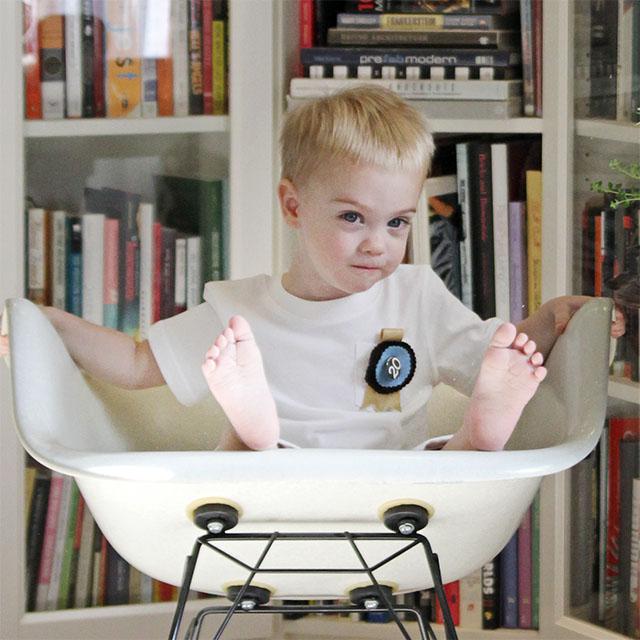 Twenty Months Old (August's Monthly Photo)