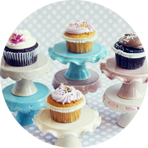 Adorable Cake Stands