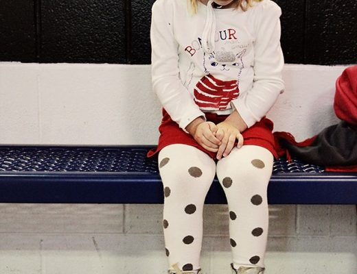 Eleanor, in Roller Skates