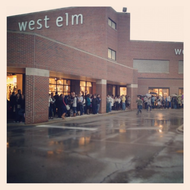 Young House Love Book Signing at West Elm
