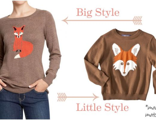 Little Style, Big Style: Foxy!