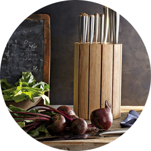 Giotto Knife Block