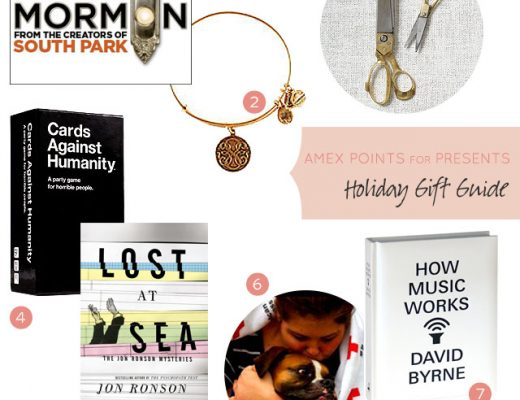 American Express Points for Presents Gift Guide, Part 2