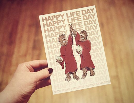Happy Life Day