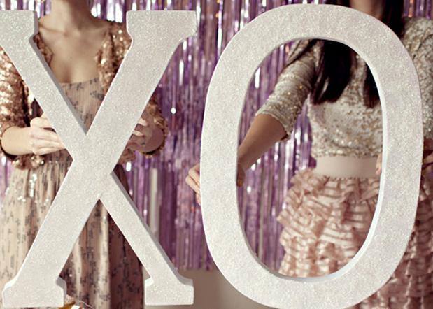XO Sequins