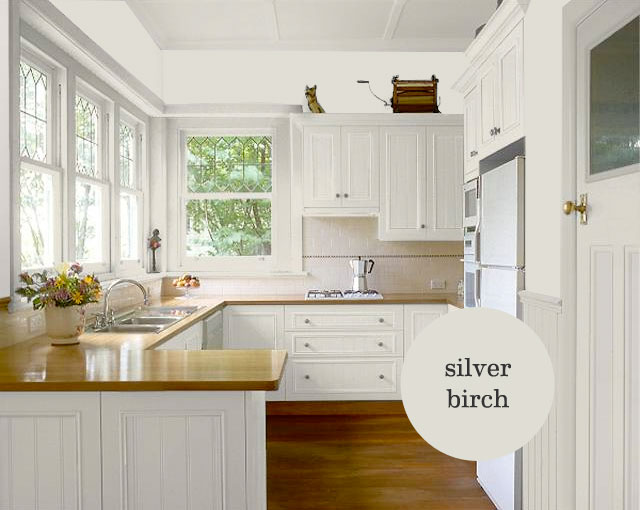 Silver Birch Kitchen