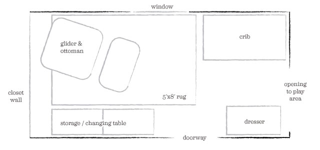 August's Room Layout