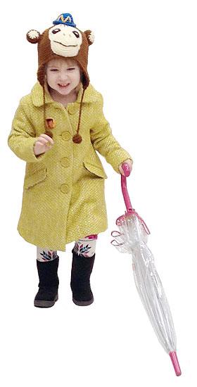Eleanor's Yellow Coat