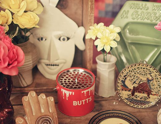 Goods at The Vintage Bazaar, Chicago