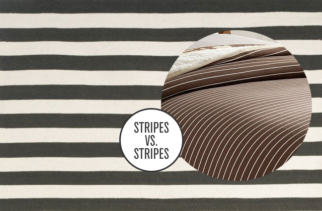Striped Rug Vs. Striped Blanket: Who Will Win?