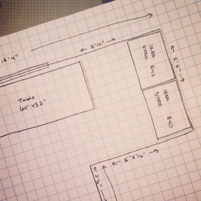 Basement Storage Plans