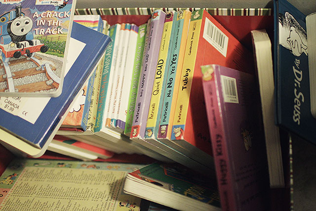Board Books in a Box