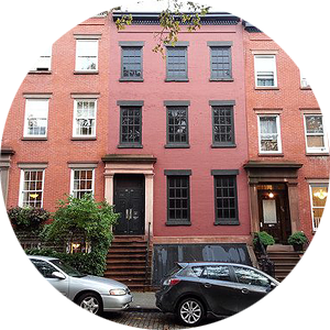 False Housefront