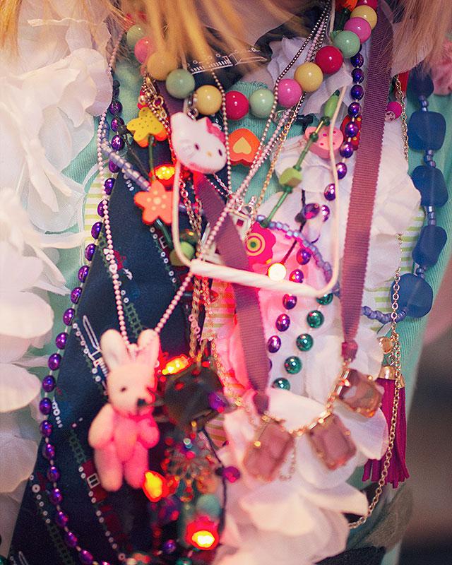Eleanor's Necklaces