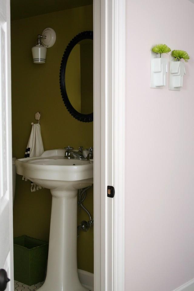 Half-Bathroom