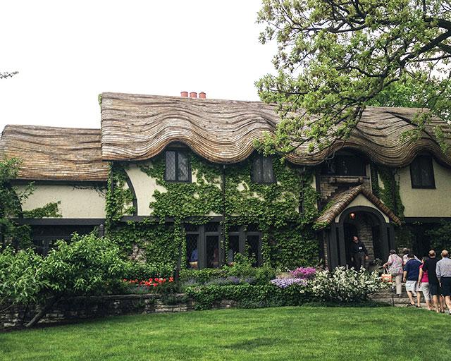 Frank E. Long House, Oak Park, IL