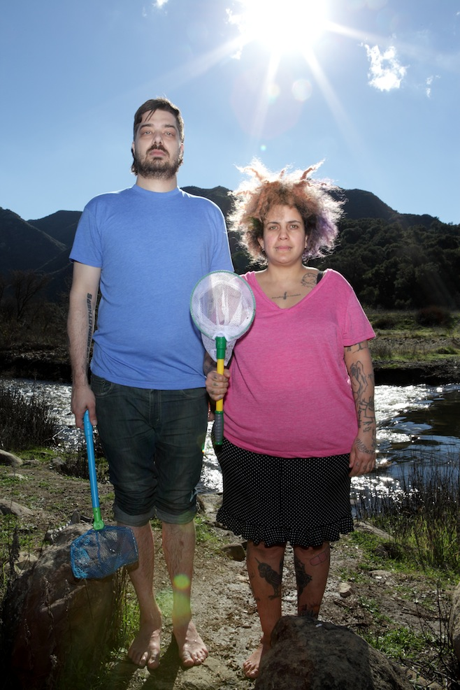 The Uncluded: Aesop Rock and Kimya Dawson