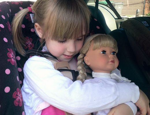 Eleanor and Her Doll