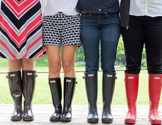 Bloggers Love Rain Boots