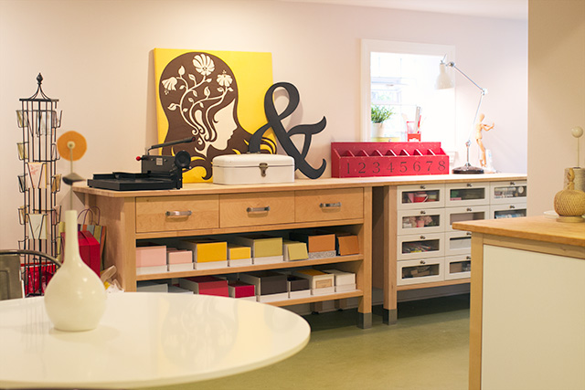 Basement Craft Studio