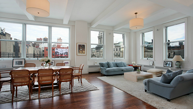 Sofia Coppola's Apartment