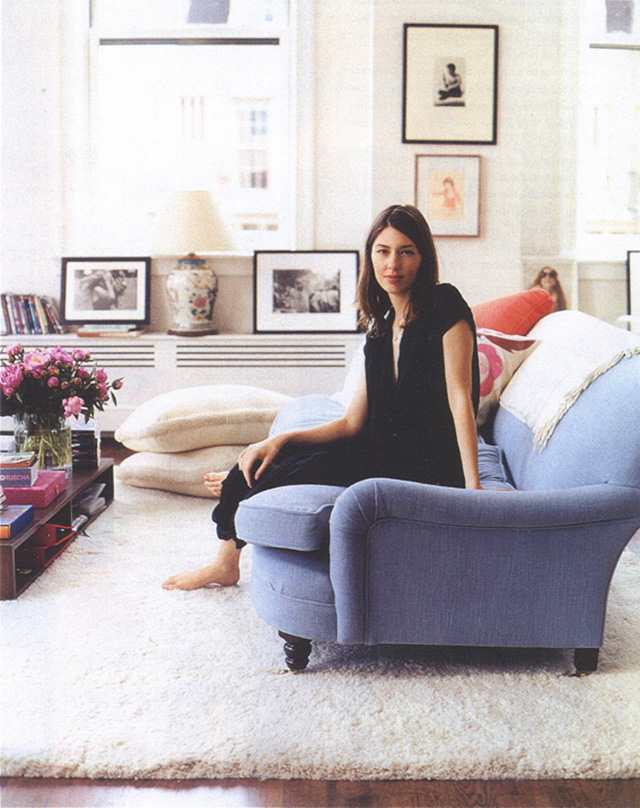 Sofia Coppola's Former Apartment