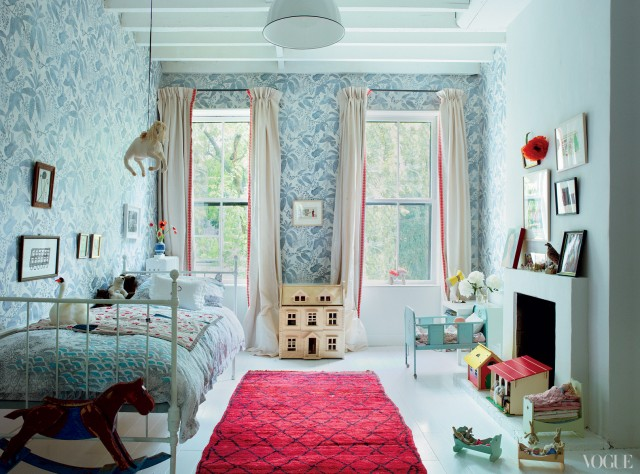 Girl's Room by Miranda Brooks