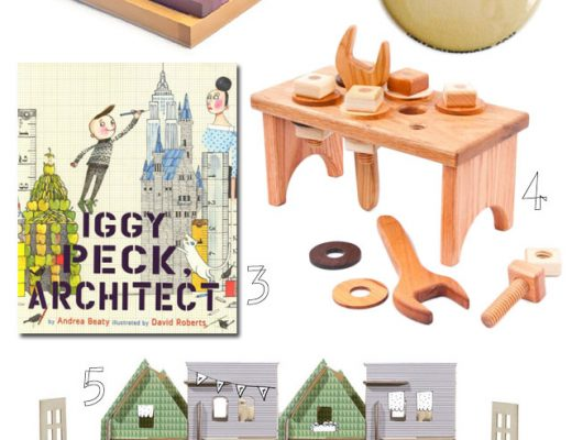 Architectural Kids Toys