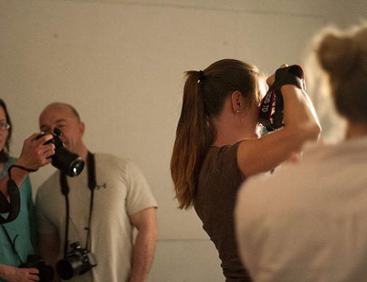 Studio Portrait Lighting Class