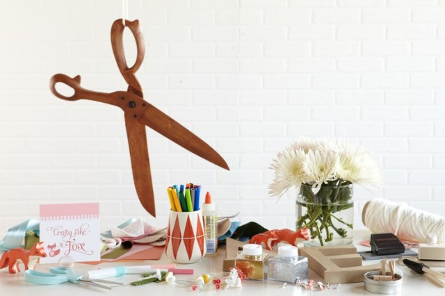 Craft Station Table