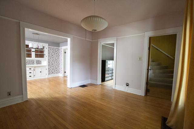 Living Room, Making it Lovely