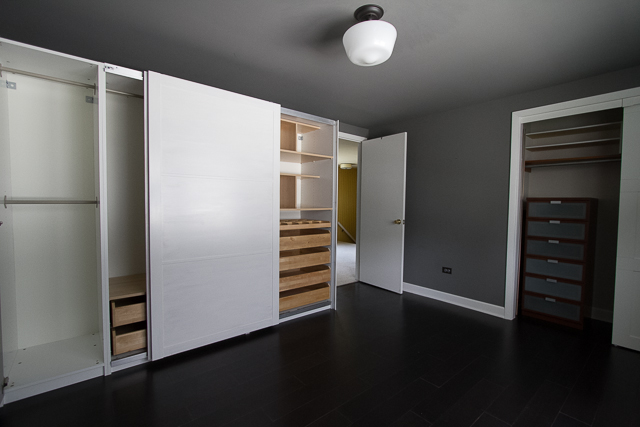 Bedroom Closets, Making it Lovely