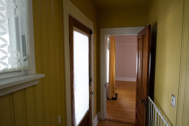 Entryway, Making it Lovely