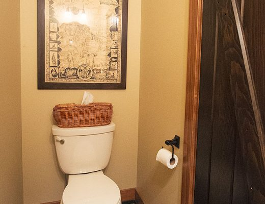 Lake House Bathroom