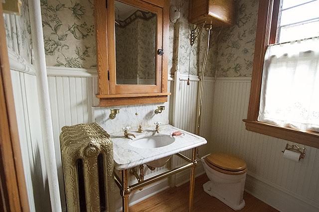 Bathroom (Second Floor)