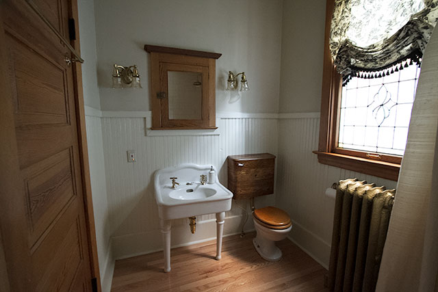 Bathroom, First Floor