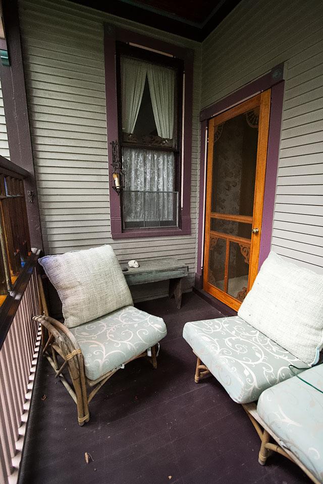 Back Porch #1