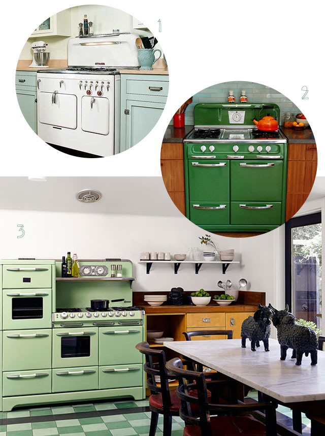 Cooking on Vintage and Antique Stoves? - Making it Lovely