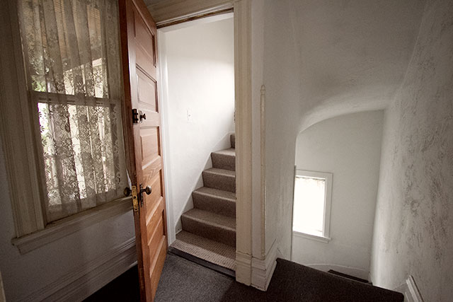 Up to the Third Floor