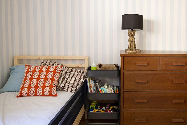 August's Bedroom