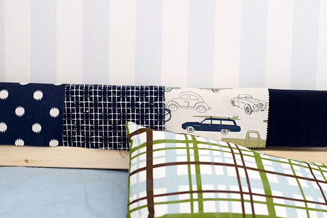 Fabrics for Upholstering this IKEA Bed
