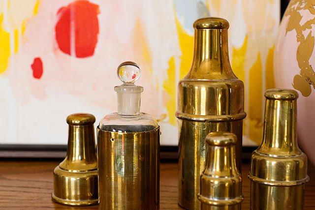 Antique Perfume/Apothecary Bottles