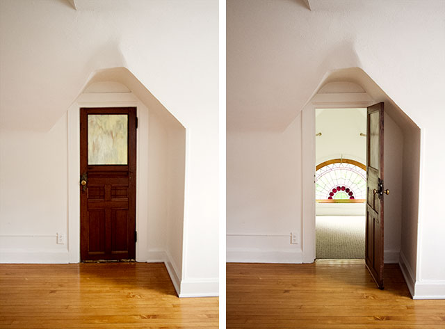 The Rainbow Room Door