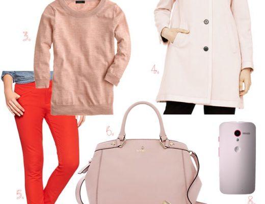 Style: Blushing Pink